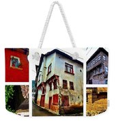 Old Turkish Houses Weekender Tote Bag