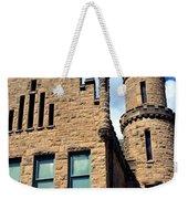 Old Vanderburgh County Jail Weekender Tote Bag