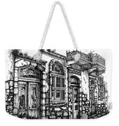 old Venetian doors Weekender Tote Bag