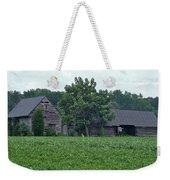 Old Virginia Barns Weekender Tote Bag