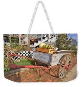 Old Wagon Weekender Tote Bag