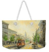Old Warsaw - Poland Weekender Tote Bag