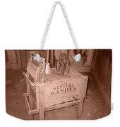 Old Washer Weekender Tote Bag