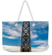 Old Welland Lift Bridge  Weekender Tote Bag