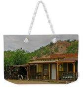 Old West Homestead Weekender Tote Bag