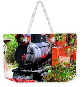 Old West Locomotive 2 Weekender Tote Bag