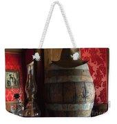 Old West Saloon Weekender Tote Bag by Juli Scalzi