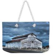 Old White Barn Weekender Tote Bag