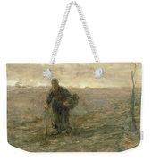 Old Woman On The Heath Weekender Tote Bag
