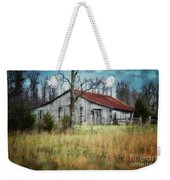 Old Wooden Barn Weekender Tote Bag
