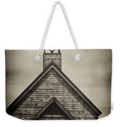 Old Wooden Sanctuary Weekender Tote Bag