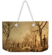 Old World Vision Weekender Tote Bag