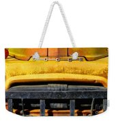 Old Yellow By Diana Sainz Weekender Tote Bag