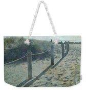 Olde Worlde Beach Weekender Tote Bag