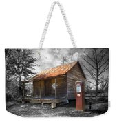 Olden Days Weekender Tote Bag by Debra and Dave Vanderlaan
