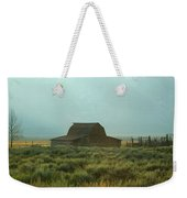 Oldest Barn In The Country Weekender Tote Bag