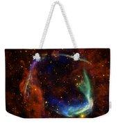 Oldest Recorded Supernova Weekender Tote Bag