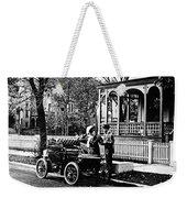 Oldsmobile, 1907 Weekender Tote Bag