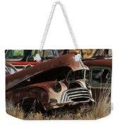 Oldsmobile 40s Weekender Tote Bag