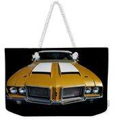 Oldsmobile 442 Weekender Tote Bag