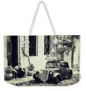 Oldtimer Ladies Retro Weekender Tote Bag
