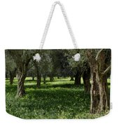 Olive Grove Color Italy Weekender Tote Bag
