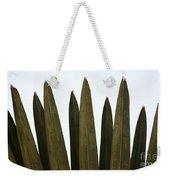 Olive Palm Weekender Tote Bag