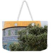 Olive Tree Dome Weekender Tote Bag