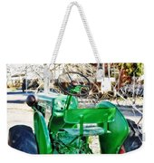Oliver 60 Tractor In Dell Weekender Tote Bag
