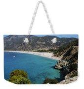 Oludeniz Beach Weekender Tote Bag