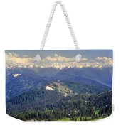 Olympic National Park Landscape Weekender Tote Bag