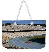 Olympic Stadium Barcelona Weekender Tote Bag