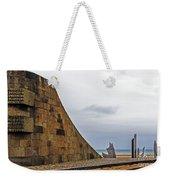 Omaha Beach Memorial Weekender Tote Bag