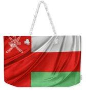 Oman Flag Weekender Tote Bag