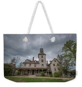 Ominous Clouds At Batsto Village Weekender Tote Bag