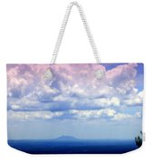 On A Clear Day Weekender Tote Bag by Karen Wiles