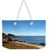 On A Clear Day You Can See Forever Weekender Tote Bag