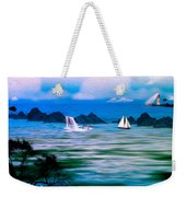 On A Lazy Day Series 3 Weekender Tote Bag