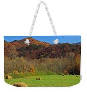 On A Roll Weekender Tote Bag