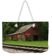 On A Tennessee Back Road Weekender Tote Bag