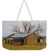 On An Old Country Road Weekender Tote Bag