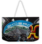 On Board Stefan Belloff Nurburgring Record Weekender Tote Bag