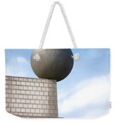 On Edge Weekender Tote Bag