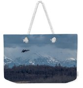 On Final Weekender Tote Bag