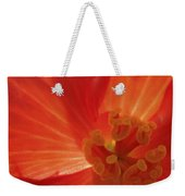 On Fire For You Weekender Tote Bag
