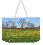 On Golden Field Weekender Tote Bag
