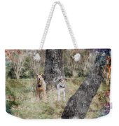 On Guard - Featured In Comfortable Art Group Weekender Tote Bag