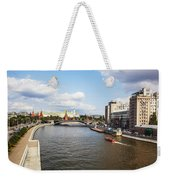 On Moscow River - Russia Weekender Tote Bag
