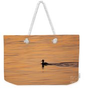 On Painted Waters Weekender Tote Bag