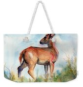 On Second Thought Weekender Tote Bag